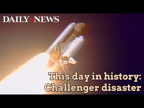 This Day in History: Challenger Disaster