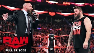 WWE Raw Full Episode, 19 November 2019