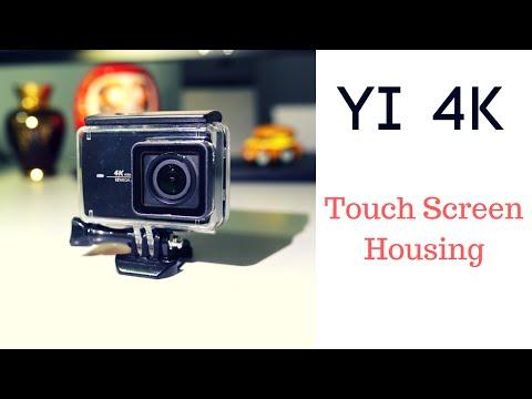 Yi 4K Touch Screen Housing