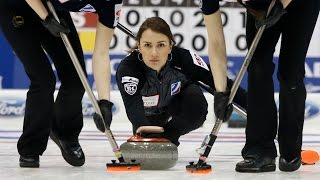 CURLING: RUS-SCO World Women