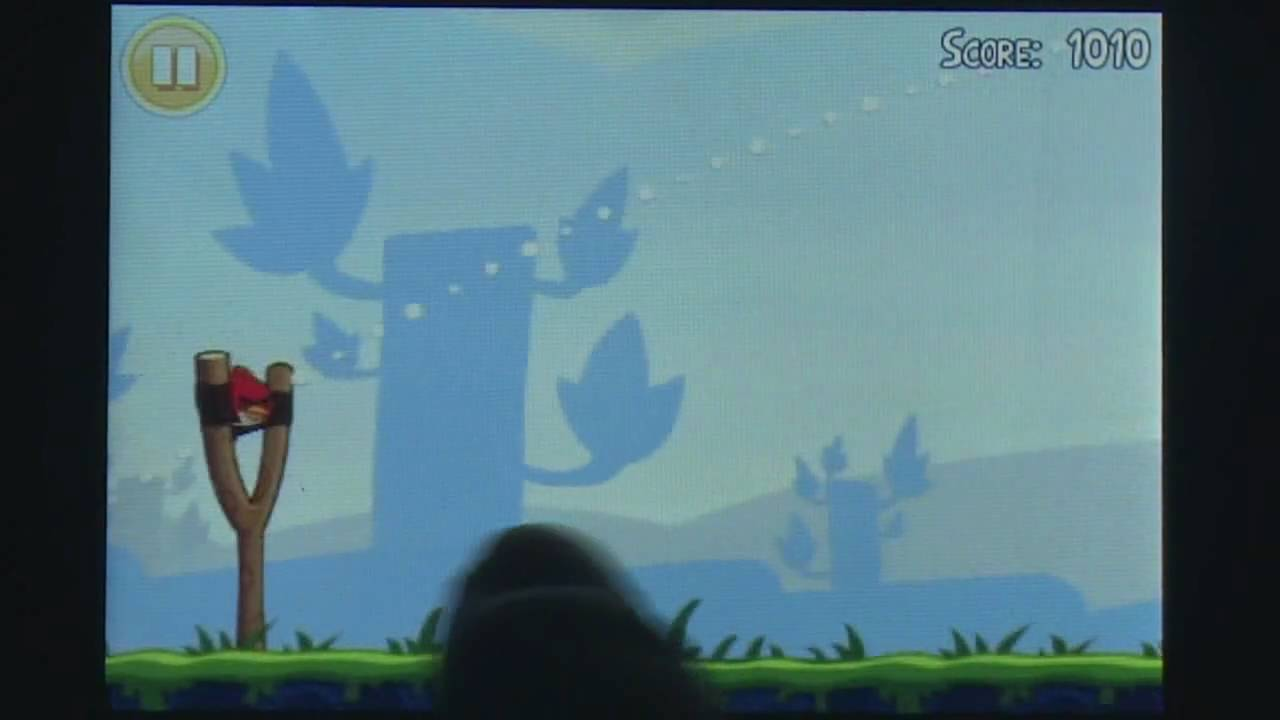 Angry Birds iPhone Gameplay Video Review - AppSpy.com