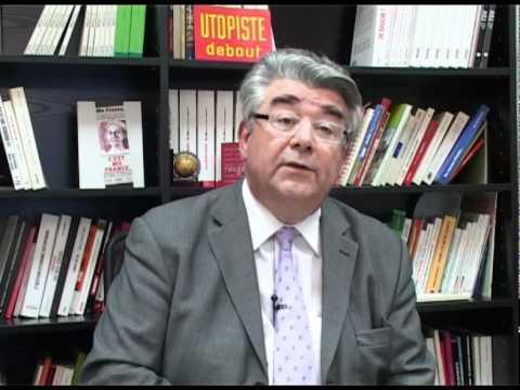 André Gérin candidat à la présidentielle 2012
