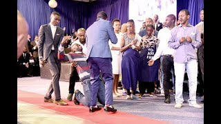 The prophetic gymnastics | exposing witchcraft spirit | prophet shepherd bushiri