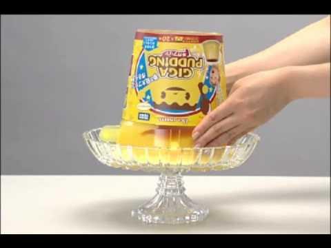 Giga Pudding Kaeri - www.publicidadjapon.com