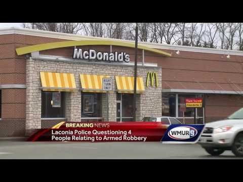 Search warrant sought for home after McDonald's robbery