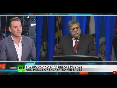Bill Barr 'doesn't care' about law or tech security – Ben Swann