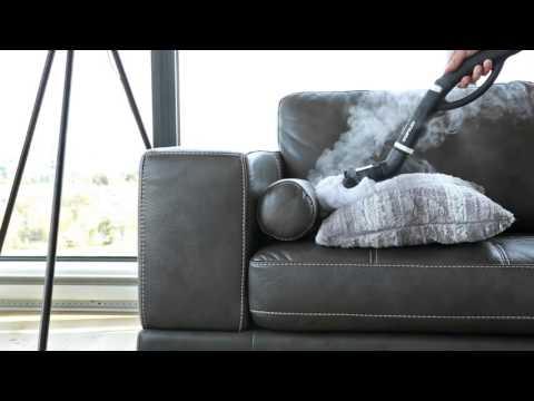 Verwendung eines Dampfreinigers zur Reinigung von Kopfkissen