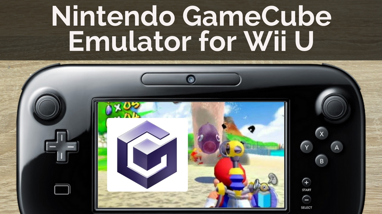 How to Play GameCube Games on Wii U - YouTube