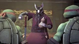 Стиль Пьяного Сплинтера (Drunken Master Style) - Черепашки Ниндзя Легенды