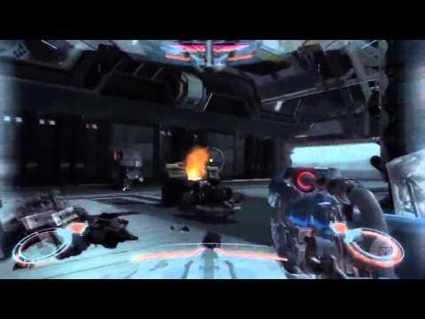 Maverick Hunter: The Mega Man X FPS - Full Gameplay Demo [HD]