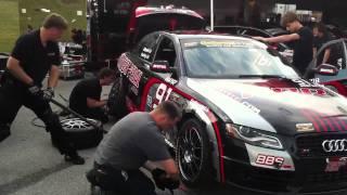 APR Motorsport S4 Pitstop Practice.
