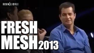 Acun Ilıcalı ve Beyazıt Öztürk'ün Fresh Mesh 2013 de Eğlenceli Dakikaları