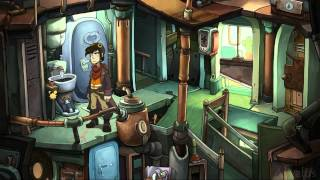 Deponia Gameplay #1 [ PC HD ]