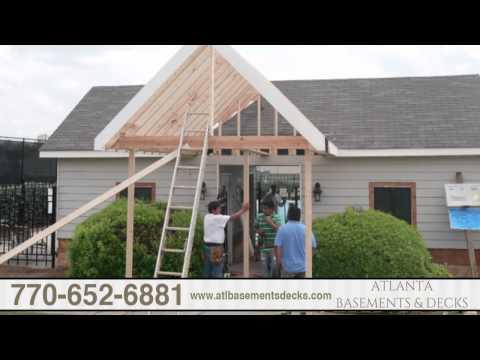 Atlanta Basements & Decks