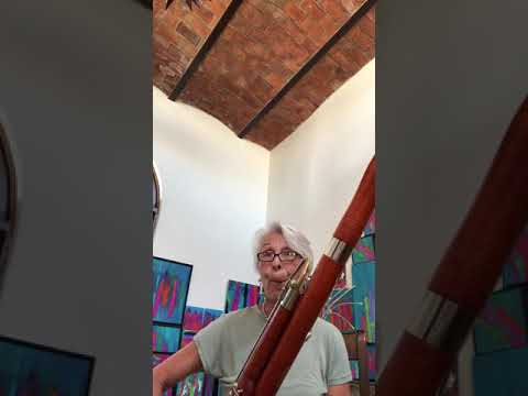 Cynde Iverson Bassoon Demo