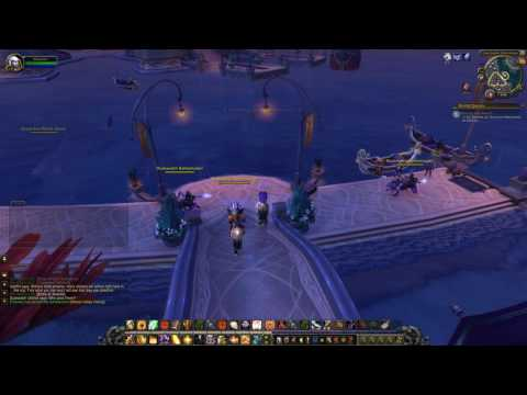 Legion World Quest 105: Sharing the Wealth (WoW, human, Paladin)