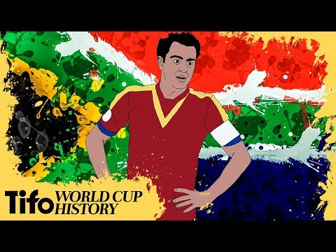 South Africa 2010  A History Of The World Cup