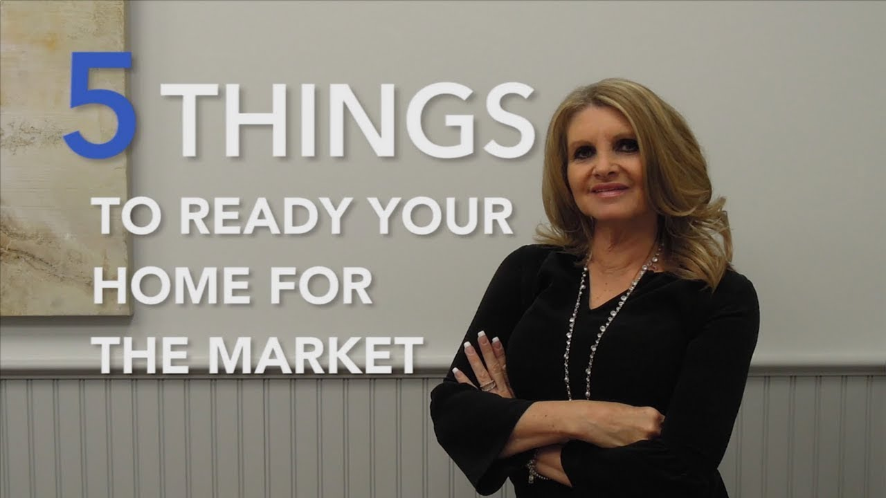 5 Things To Ready Your NJ Home For The Market | Call 973-887-2500