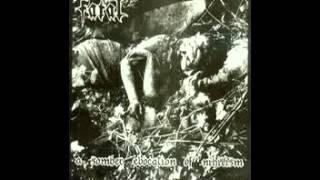 Fatal - A Somber Evocation Of Nihilism EP (1990)