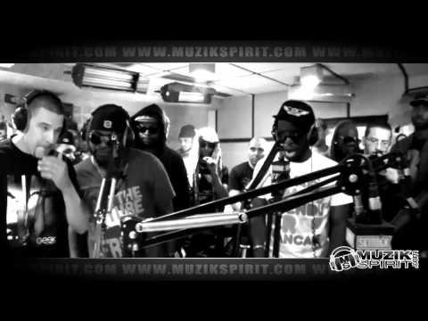 Youssoupha - Freestyle Planete Rap (Mercredi)