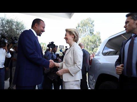 لماذا اختارت رئيسة المفوضية الأوروبية الجديدة إثيوبيا لتكون وجهتها الرسمية الأولى؟…  - نشر قبل 43 دقيقة