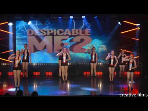 Don't Stop The Party - Despicable Me 2 - Janet Foulsham School of Dancing