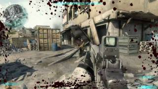 Medal Of Honor (2010) Beta Multiplayer Online Gameplay [Kabul City Ruins]