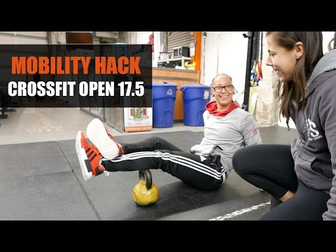 The CrossFit OPEN 17.5: CAN YOU THRUSTER!?![MOBILITY+WARMUP]