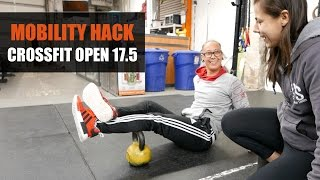 The CrossFit OPEN 17.5: CAN YOU THRUSTER!?![MOBILITY+WARMUP] thumbnail