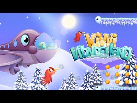 Kiwi Wonderland - Android Oyun İncelemesi [1080p]