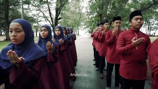 BIBD ALAF - SAYYIDUL ISTIGHFAR (OFFICIAL VIDEO)