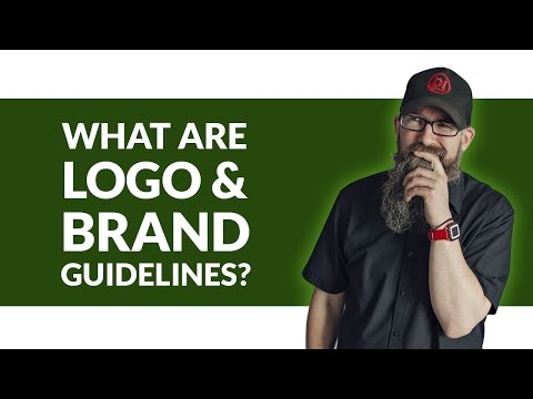 What Are Logo And Brand Guidelines And Why Do You Need Them?