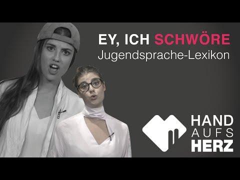 EY, ICH SCHWÖR! - Jugensprache-Lexikon - CSS Passau 2018 from YouTube · Duration:  1 minutes 44 seconds