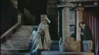 Don Giovanni opening scene; Notte e giorno faticar