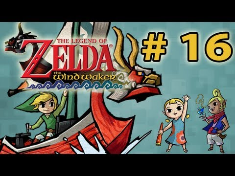 Guia Zelda -  The Wind Waker - # 16