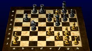 Power Chess 98 Smyslov v Fischer