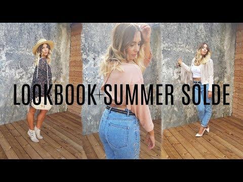 LOOKBOOK - summer solde