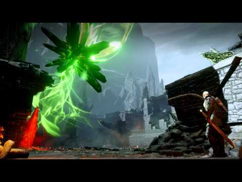 "Dragon Age: Inquisition - The Wrath of Heaven: The Rift, Red Lyrium Codex, Salas Chat ""Stand Ready"""