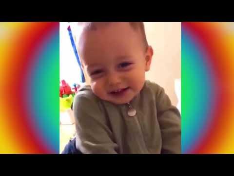 Приколы ЛУЧШИЕ с детьми и животными. Funny Kids Video 12+