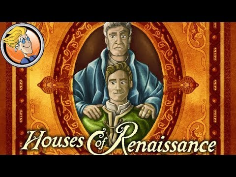 Lorenzo il Magnifico: Houses of Renaissance — game preview at SPIEL '17