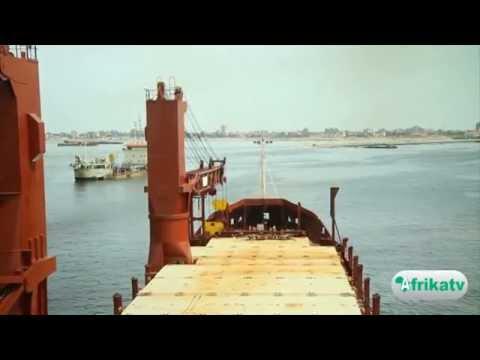 Port de Pointe-Noire, porte océane d'Afrique centrale