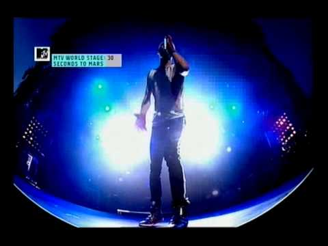 30 Seconds to Mars - Closer to the edge(Live at Rock Am Ring 2010)