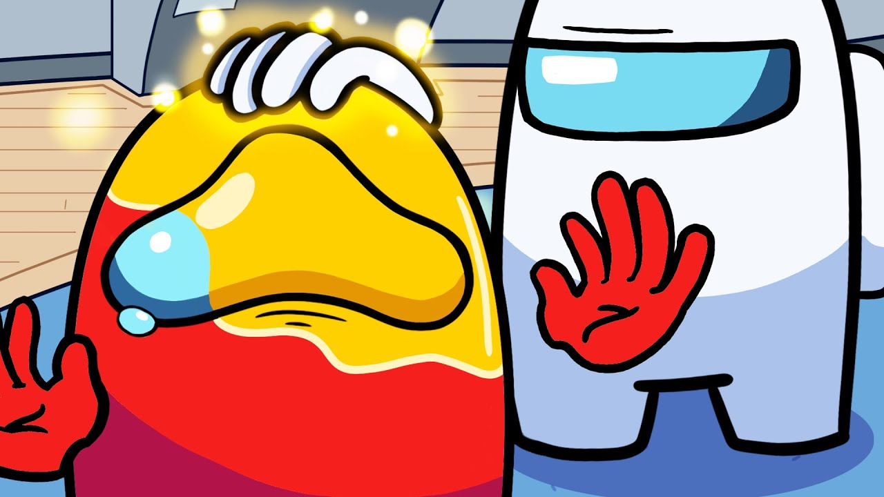 Download Among Us Logic: The God Imposter | Cartoon Animation