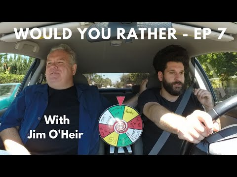 Would You Rather? w Tom Zawacki EP7: Jim