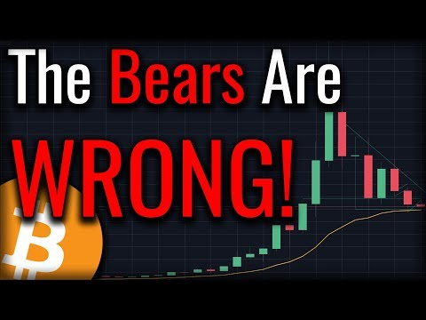 The Bitcoin Bear Market Is Almost Over (Here