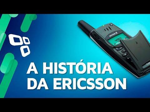 A história da Ericsson - TecMundo