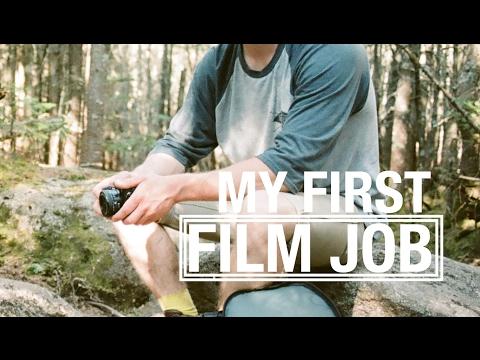 How I Got My First Film Job