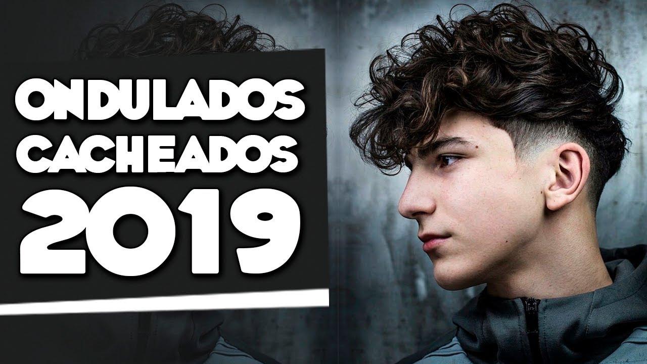 Cortes De Cabelo Masculino Ondulado E Cacheado Pra 2019 Tendências