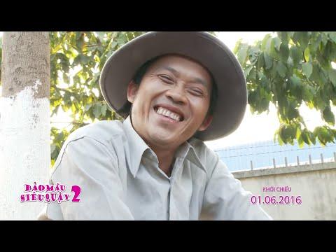 Hậu Trường Bảo Mẫu Siêu Quậy 2 - Phỏng Vấn Độc Quyền NSƯT Hoài Linh [Official]