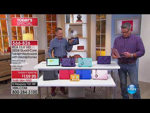 HSN | HSN Today: Electronic Connection 09.15.2017 - 08 AM